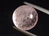 Morganite 5,10 Ct. round cabochon 10 mm Brazil