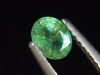 Emerald 0,38 Ct. 5 x 4 mm oval Brazil