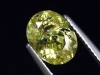 Grossular Garnet 3,22 Ct. oval 9 x 7 mm Sri Lanka