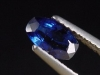 Blauer Saphir 0,69 Ct. - 6,5 x 4 mm rounded Baguette - Sri Lanka