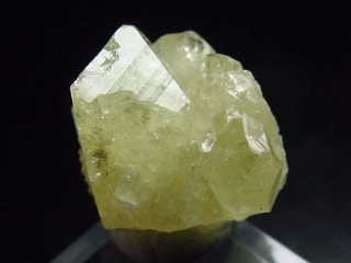 Brazilianite crystal 17 mm - Jenipapo, Minas Gerais, Brazil