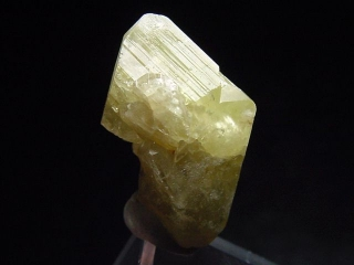 Brazilianite crystal 22 mm - Jenipapo, Minas Gerais, Brazil