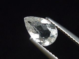 Phenakite 1,09 Ct. pear rare - Piracicaba, Brazil B-quality