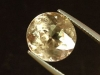 Diaspore with colorchange 6,80 Ct. round Turkey