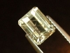 Diaspore with colorchange 1,75 Ct. octagon Turkey
