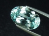 Blue Topaz 8,80 Ct. rare natural color 15 x 10,5 mm oval