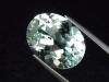 Blue Topaz 15,37 Ct. rare natural color 18 x 14 mm oval