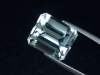 Blue Topaz 10,25 Ct. rare natural color 12,5 x 10,5 mm octagon