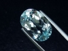 Blue Topaz 9,62 Ct. rare natural color 15,5 x 11 mm oval