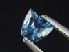 Blue Spinel 0,43 Ct. collector cut Tanzania
