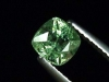 Demantoid Granat 1,03 Ct. Kissenschliff Erongo, Namibia