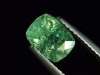 Demantoid Granat 1,95 Ct. Kissenschliff Erongo, Namibia