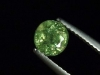 Demantoid Granat 1,16 Ct. Oval Erongo, Namibia