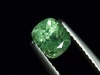 Demantoid Granat 1,09 Ct. Kissenschliff Erongo, Namibia